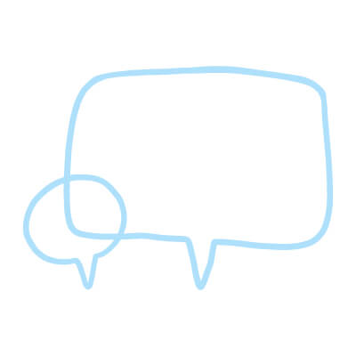 Speech Bubble Comic
