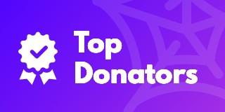 Twitch Donation panel