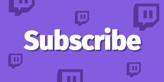 Twitch schedule panel