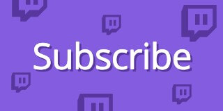 Upload your panel to Twitch